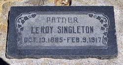 LeRoy Singleton