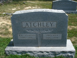Priscilla <I>Russell</I> Atchley