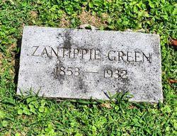 Zantippie <I>Locknane</I> Green