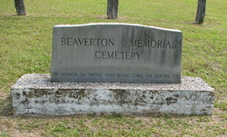 Beaverton Memorial Cemetery