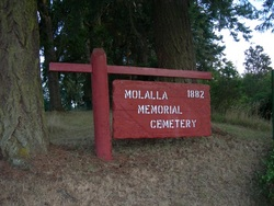 Molalla Memorial Cemetery