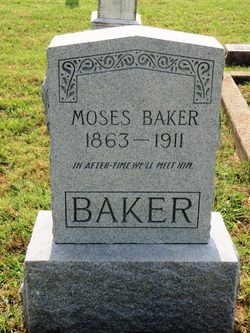 Moses Baker
