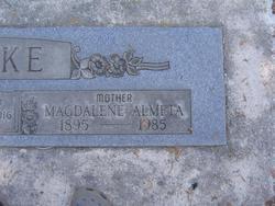 Magdalene Almeta <I>Van Tine</I> Dimke