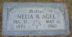 Nelia Bell <I>Lovelace</I> Agee