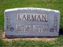 Harry Gilmore Larman
