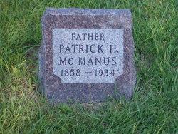 Patrick Henry McManus, Jr