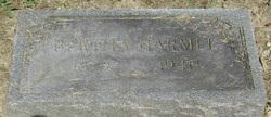 Bertha A. <I>Von Kaltenborn</I> Harmel