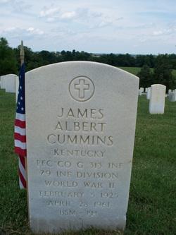 James Albert Cummins