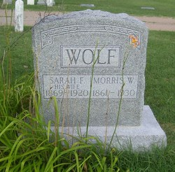 Sarah F. Wolf