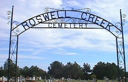 Roswell Creek Cemetery