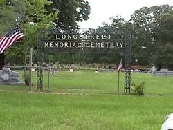 Longstreet Memorial Cemetery