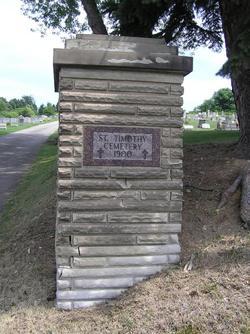 Saint Timothy's Cemetery