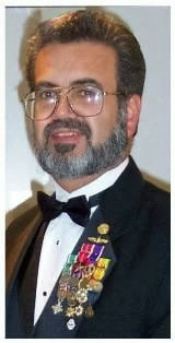 Don Justin, CWO USN (Retired)