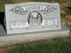 Dean Martin Sanders