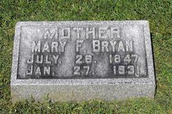 Mary Frances <I>Fridley</I> Bryan
