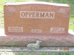 William Edward Opperman