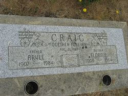 Flonnie M. <I>Curtis</I> Craig