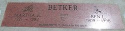 Ben L. Betker