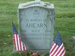Alice Ahearn
