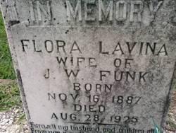 Flora Lavnia <I>Croxton</I> Funk