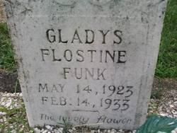 Gladys Flostine Funk