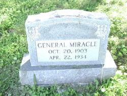 General Miracle
