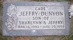 Jeffry Cade Dunyon