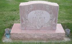 Joyce Ann Palmer