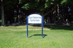 East Drenthe Cemetery