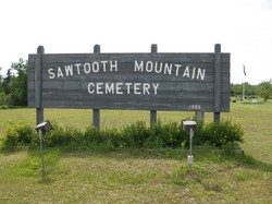 Sawtooth Mountain Cemetery
