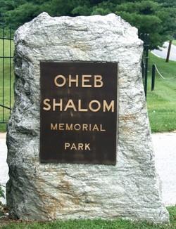Oheb Shalom Memorial Park