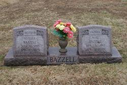 Violet Estelle <I>Darnell</I> Bazzell