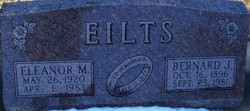 Eleanor M <I>Fishell</I> Eilts