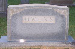 """Mary Eathie """"Effie"""" <I>Waggoner</I> Owens"""