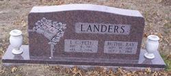 Ruthie Ray <I>Ashley</I> Landers