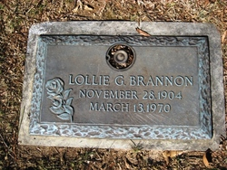 Lollie G. Brannon