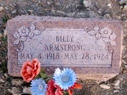 Billy Armstrong