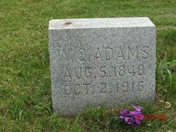 W. Quincy Adams
