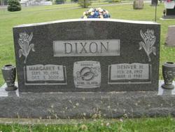 Margaret <I>Selby</I> Dixon