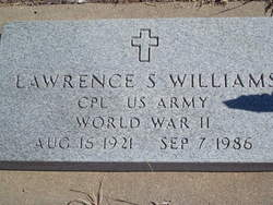 Lawrence S. Williams