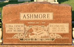 Richmond Gerald Ashmore