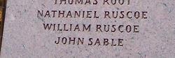 William Ruscoe