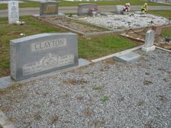 """Simon Peter """"S P"""" Clayton"""