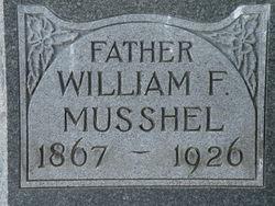 William F Musshel
