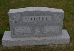 Ruth E <I>Taylor</I> Moore
