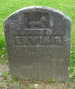 Edwin D Fairfield