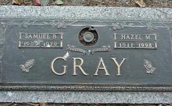 Hazel Margie <I>Quesenberry</I> Gray