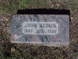 John Acomb