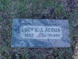 Lucy Elizabeth <I>Smith</I> Acomb