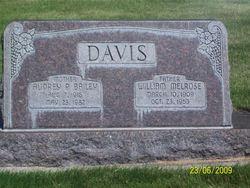 Jane Audrey <I>Pace</I> Davis
